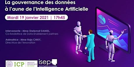 La gouvernance des données à l'aune de l'Intelligence Artificielle billets