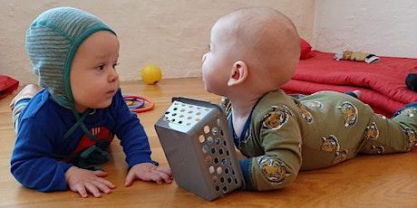 Spelen is het werk van je baby, maar hoe dan? tickets
