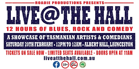 Live@ The Hall tickets