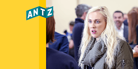 ANTZ: Get to Know YOUR Network Online! Join the Conversation 24 March 2021 tickets