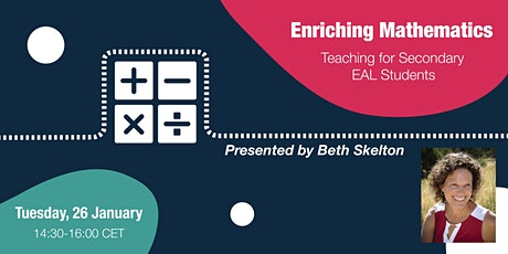 Enriching Mathematics Teaching for Secondary EAL Students tickets