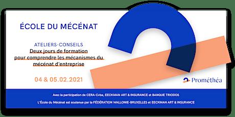 Atelier-Conseil - 04 & 05 février 2021 billets