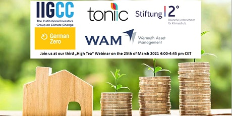 Berlin Green Investment Summit High Tea-Webinar Series tickets