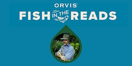 Fish in the Reads: Luke Jennings tickets