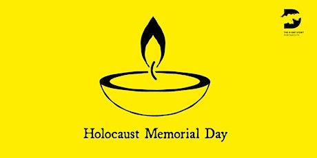 Holocaust Memorial Day: Ruth Barnett tickets