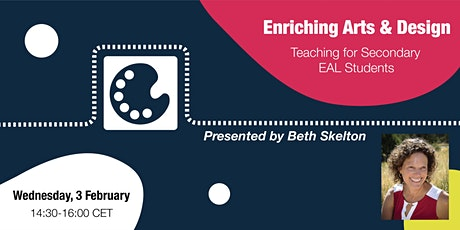 Enriching Arts & Design Teaching for Secondary EAL Students tickets