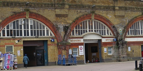 Virtual Tour - Passengers No More: lost and forgotten railways of London tickets