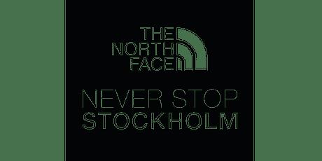 Never Stop Stockholm onsdagsträning tickets