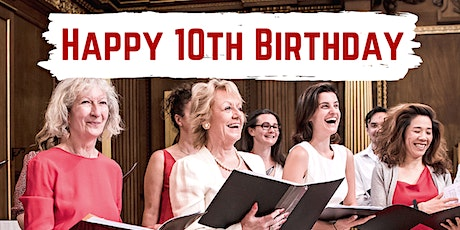 Happy 10th Birthday Kensington Singers! tickets