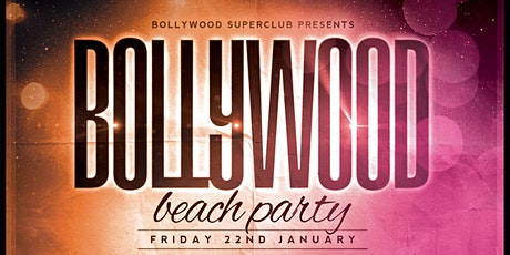Bollywood Beach Party tickets