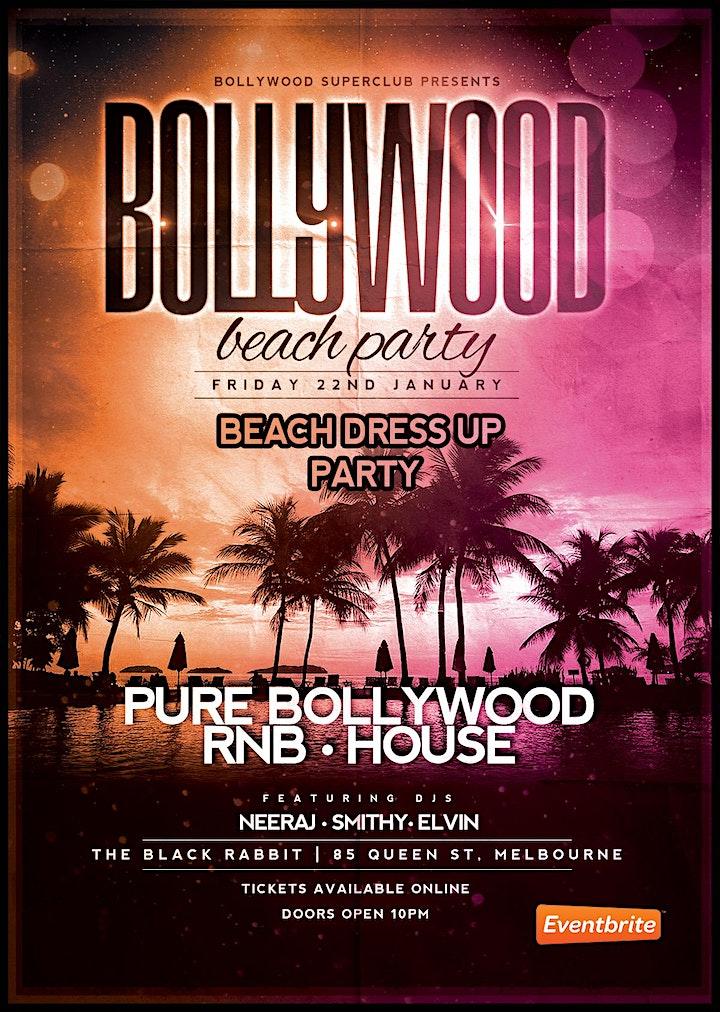Bollywood Beach Party image