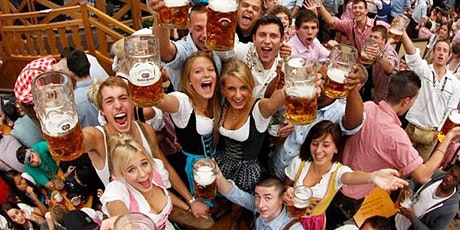 Oktoberfest Bar Crawl - Louisville tickets