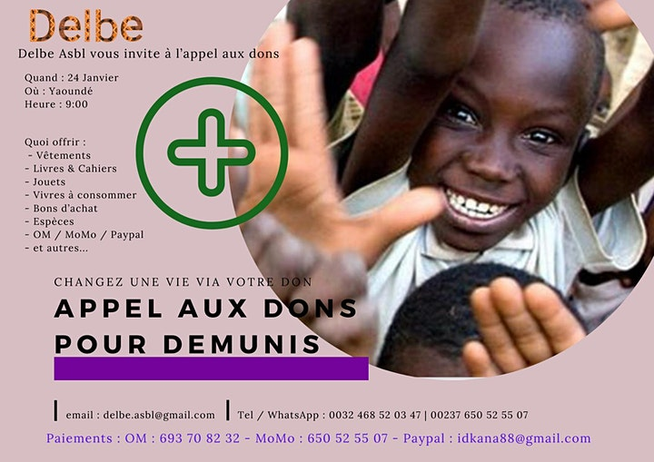 Image pour Dons pour orphelins
