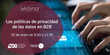 Las políticas de privacidad de los datos en el Marketing B2B entradas
