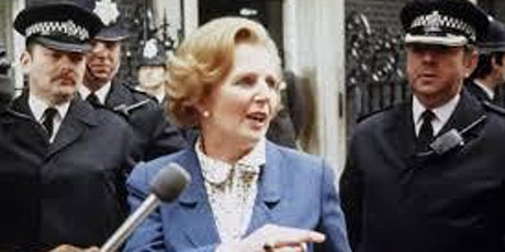 Margaret Thatcher in Chelsea tickets