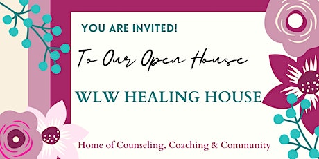 WLW HEALING HOUSE Unveiling tickets