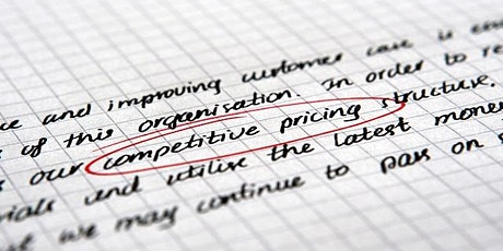 Webinar: Product or Service Strategy & Pricing for Profit tickets