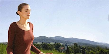 Curso mindfulness, meditación & relajación entradas
