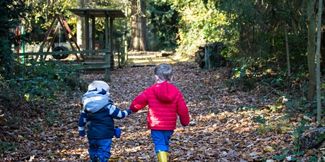Nature Tots @ Parkridge - Storytime in the Woods tickets