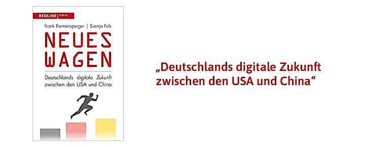Deutschlands digitale Zukunft zwischen den USA und China: Bild