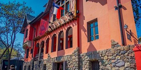 Bellavista: the Bohemian and Cultural District of Santiago tickets