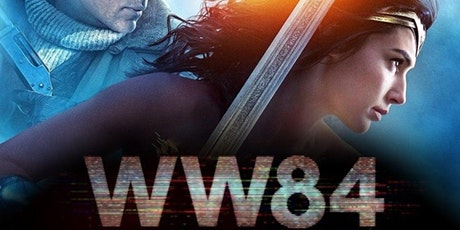 WW84 fundraiser movie screening tickets