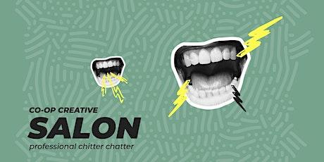 Co-op Creative SALON #2 tickets