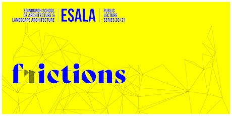 'The Case for Degrowth' - Giorgos Kallis : ESALA Frictions tickets