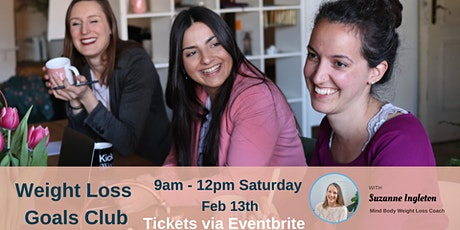 Weight Loss Goals  Club February  Workshop tickets