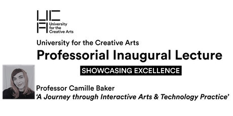 A Journey through Interactive Arts & Technology Practice tickets