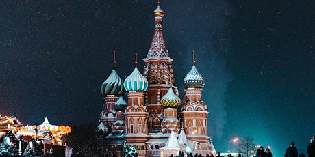 What Drives Russia To Confront The West? tickets