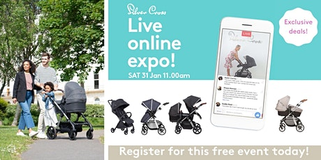 Silver Cross ONLINE EXPO!! tickets
