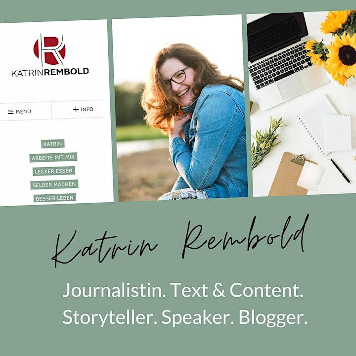 Online Storytelling - Basics für Social Media: Bild