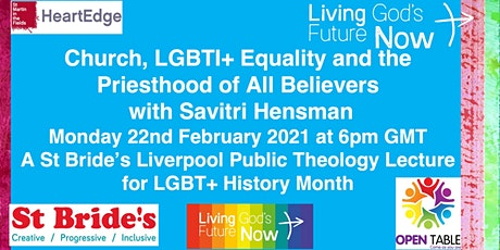 Church, LGBTQI+ and the Priesthood of All Believers tickets