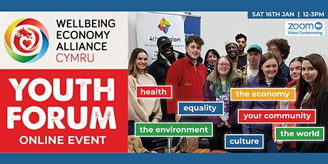 Elections 2021 - Youth Forum tickets