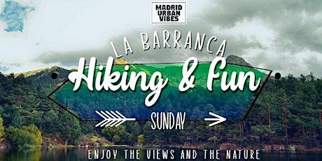"""Hiking & Fun """"Valle de la Barranca"""" Sunday Michael entradas"""