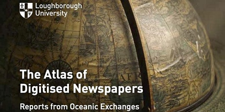 UCLDH ONLINE Book Launch: The Atlas of Digitised Newspapers and Metadata tickets