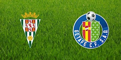 ViVO-TV!!.-@-Córdoba V Getafe E.n Viv y E.n Directo ver Partido online entradas