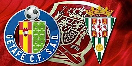 ES-STREAMS@!.Córdoba V Getafe E.n Viv y E.n Directo ver Partido online entradas