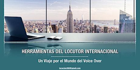 Herramientas Del Locutor Internacional entradas