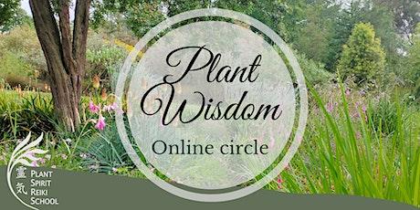 Plant Wisdom Circle tickets