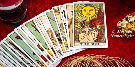 Free Preview Masterclass Tarot Cards Readers Practitioner Course tickets