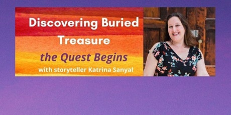 Discovering Buried Treasure: the Quest Begins tickets
