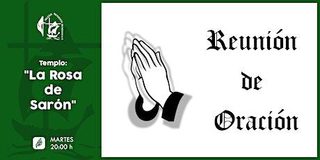 Reunión De Oración tickets