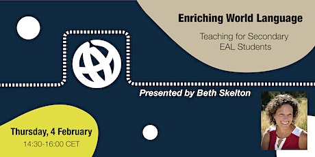 Enriching World Language Teaching for Secondary EAL Students tickets
