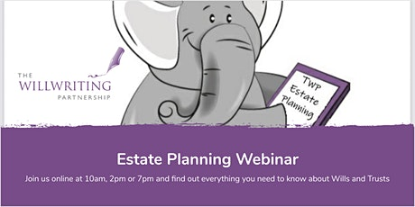 Estate Planning Webinar tickets