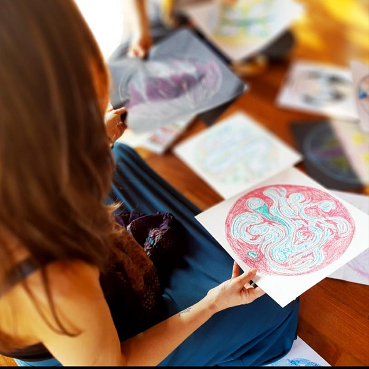 Imagem do evento Pintando o 7 com Mandala - Sábados