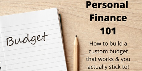 Personal Finance 101 tickets