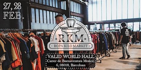 Ropa Kilo Market - Barcelona tickets