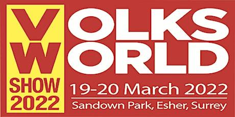 VolksWorld Show tickets